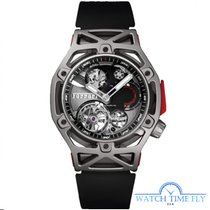 Hublot Techframe Ferrari Tourbillon Chronograph 408.NI.0123.RX 2019 new