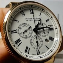 Ulysse Nardin Marine Chronograph Rose gold 43mm United States of America, North Carolina, Winston Salem