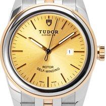 Tudor Glamour Date Zeljezo 31mm