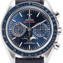 Omega Speedmaster Professional Moonwatch Moonphase 304.33.44.52.03.001 2018 occasion