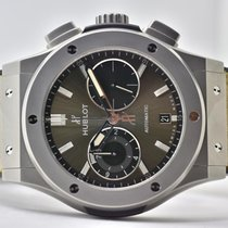 Hublot Classic Fusion 45, 42, 38, 33 mm Titan 45mm Grau Keine Ziffern Deutschland, Iffezheim