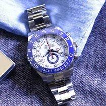 Armani Steel 44mm Automatic 116680 new