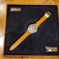 Swatch Plastic 43mm Manual winding SWAK1001 new United States of America, California, Chula Vista