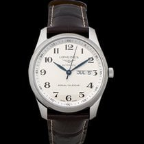 Longines Master Collection Steel 40.00mm Silver United States of America, California, Burlingame
