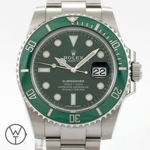 Rolex Submariner Date 116610 LV 2019 occasion