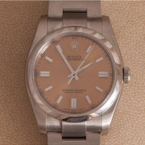 Rolex Oyster Perpetual 36 Steel 36mm Gold No numerals