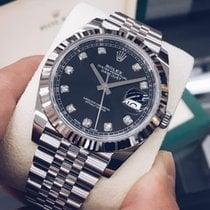 Rolex 126334-0012 Zeljezo 2020 41mm nov