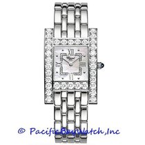 Chopard Your Hour White gold 24mm Mother of pearl Roman numerals United States of America, California, Newport Beach