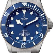 Tudor Pelagos Titanium 42mm Blue United States of America, New York, Airmont
