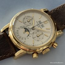 Patek Philippe Perpetual Calendar Chronograph 30mm