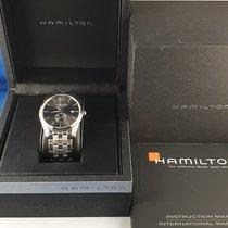 Hamilton H38655185 Acier 2011 Jazzmaster 43mm occasion