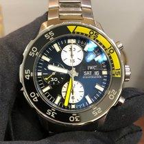 IWC IW376701 Acero Aquatimer Chronograph 44mm usados