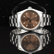 Rolex Air King Precision Stahl 34mm Bronze Deutschland, Hamburg