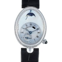 Breguet Reine de Naples White gold 36.5mm Mother of pearl United States of America, Pennsylvania, Southampton