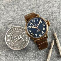 Zenith Pilot Type 20 Extra Special 29.2430.679/21.C753 Neuve Bronze 45mm Remontage automatique Belgique, Ghent