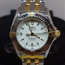 Breitling Callistino neu 2000 Automatik Uhr mit Original-Papieren B31043