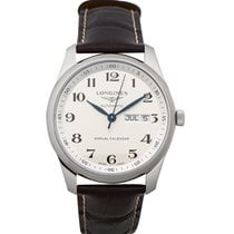 Longines Master Collection L29104783 New Steel 40mm Automatic