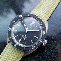 Omega Seamaster Diver 300 M Steel 30mm Black