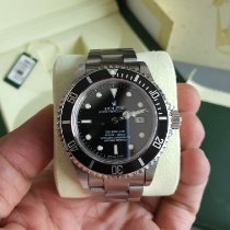 Rolex Sea-Dweller 4000 Steel Black No numerals Singapore, Singapore