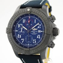 Breitling Super Avenger new 2021 Automatic Chronograph Watch with original box and original papers V13375101C1X1