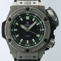 Hublot King Power Titanio 48mm Negro Sin cifras España, Madrid