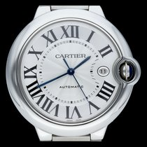 Cartier Ballon Bleu 42mm 3001 2016 rabljen