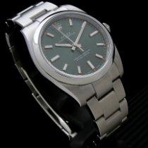 Rolex Oyster Perpetual 34 nuevo 2019 Automático Reloj con estuche y documentos originales 114200