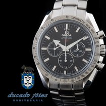 Omega Speedmaster Broad Arrow 321.10.42.50.01.001 Meget god Stål 42mm Automatisk