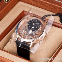 Breguet Tradition Or rose 40mm Noir Romains