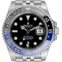 Rolex GMT-Master II Steel 40mm Black United Kingdom, London