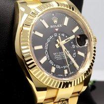 Rolex Sky-Dweller Yellow gold 42mm Black Arabic numerals United States of America, Florida, Boca Raton