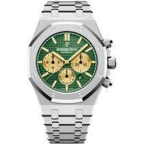 Audemars Piguet 26332PT.OO.1220PT.01 Платина Royal Oak Chronograph 41mm новые