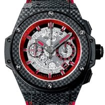 Hublot King Power Carbon 48mm Silver United States of America, New York, Brooklyn