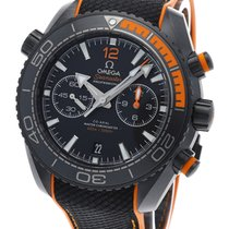 Omega Seamaster Planet Ocean Chronograph 215.92.46.51.01.001 2020 new