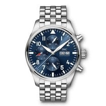 IWC Pilot Chronograph IW377717 new