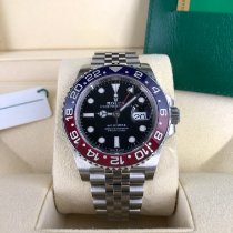 Rolex GMT-Master II Steel 40mm Black United States of America, Illinois, Springfield