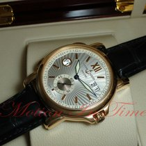 Ulysse Nardin Dual Time Rose gold 42mm Silver United States of America, New York, New York