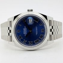 Rolex Steel 41mm Automatic 126300 new
