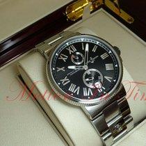 Ulysse Nardin Marine Chronometer Manufacture 1183-122-7m/42 новые