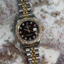 Rolex Lady-Datejust Gold/Steel 26mm Black No numerals United States of America, Ohio, Medina