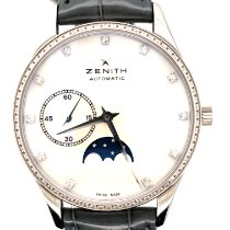Zenith Elite Ultra Thin Steel 33mm Mother of pearl United States of America, Texas, Houston