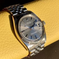 Rolex Datejust 1601 Zeer goed Staal 36mm Automatisch Nederland, Drenthe