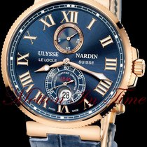 Ulysse Nardin Marine Chronometer 43mm Rose gold 43mm Blue United States of America, New York, New York