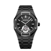Audemars Piguet Royal Oak Tourbillon Ceramic 41mm Black