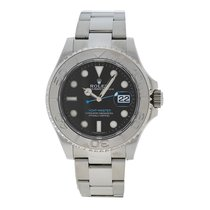 Rolex 116622 Platinum 2018 Yacht-Master 40 40mm pre-owned United States of America, Massachusetts, Andover