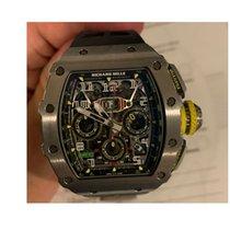 Richard Mille RM 011 Titan 49.94mm Proziran Arapski brojevi
