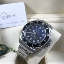 Rolex Sea-Dweller Deepsea new 2016 Automatic Watch with original box and original papers 116660