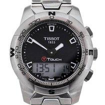 Tissot T-Touch II Stahl 43mm Schwarz Deutschland, Berlin