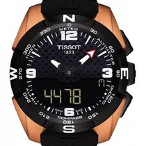 Tissot T-Touch Expert Solar 45mm Sort