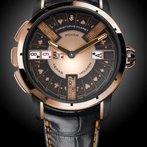 Christophe Claret 45mm Automatic MTR.PCK05.021-040 new